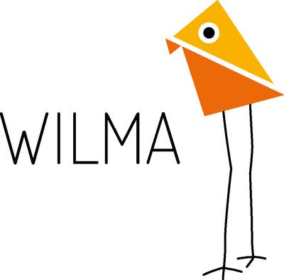 WILMA LOGO KLEIN