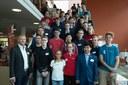 10 Jahre Internationale JuniorScienceOlympiade – Festakt im Leipziger Kubus