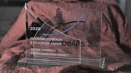 ASCOBANS Outreach und Education Award