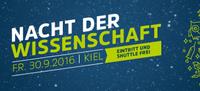 Das IPN bei der Nacht der Wissenschaft am 30. September 2016