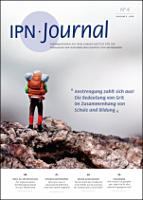 Das IPN Journal No 4 ist erschienen
