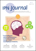 Das neue IPN Journal ist erschienen