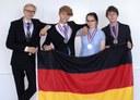 Deutsches IChO-Team gewinnt vier Medaillen bei der Internationalen ChemieOlympiade in Paris