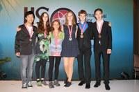 Deutsches IJSO-Team gewinnt zwei Silber- und vier Bronzemedaillen