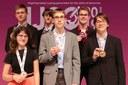 Deutsches Schülerteam gewinnt eine Silber- und fünf Bronzemedaillen bei der 16th International Junior Science Olympiad in Katar
