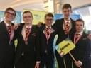 Deutsches Team gewinnt drei Silber- und zwei Bronzemedaillen bei der internationalen PhysikOlympiade in Indonesien