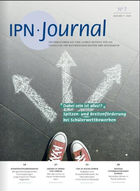 Die neue Ausgabe des IPN Journals ist erschienen