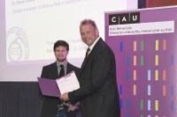 Doktorand des IPN mit Fakultätspreis der Universität Kiel ausgezeichnet