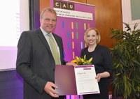 Doktorandin des IPN mit Fakultätspreis der Universität Kiel ausgezeichnet