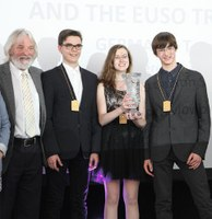 Europäische ScienceOlympiade in Estland: Deutsches Schülerteam wird Europameister