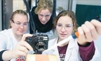 Experiment des Jahres - Auszeichnung für Lernstation der Kieler Forschungswerkstatt