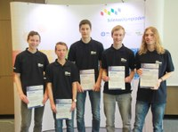 Fünf Schüler schaffen den Sprung zur Internationalen PhysikOlympiade in Israel
