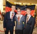 Großer Erfolg bei der 29. Internationalen BiologieOlympiade: Das deutsche Team gewinnt Gold und Silber in Teheran, Iran
