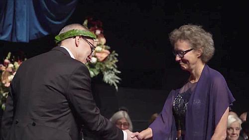 IPN-Professorin erhält Ehrendoktorwürde der Universität Umeå, Schweden