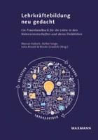 Lehrkräftebildung neu gedacht: Podcast und Buch