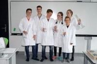 Das deutsche Nationalteam für die EUSO 2017  trainiert in Klagenfurt, Österreich!