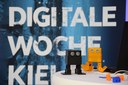 Robotik-Angebot der nawi:werft zur Digitalen Woche Kiel