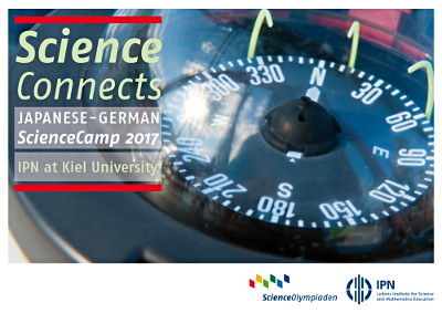 Science connects: 3. deutsch-japanisches ScienceCamp in Kiel