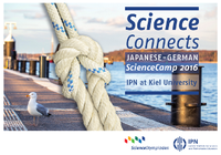 Science connects: Deutsch-Japanisches ScienceCamp am IPN in Kiel
