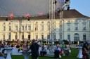 ScienceOlympiaden des IPN beim Bürgerfest des Bundespräsidenten im Schloss Bellevue