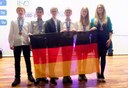 Sechs Medaillen für deutsches Team bei der Internationalen Junior Science Olympiade in Daegu, Südkorea