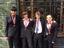 Silber- und Bronzemedaillen für deutsches Schülerteam bei der 48. Internationalen ChemieOlympiade in Georgien