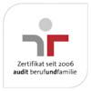audit berufundfamilie zertifiziert