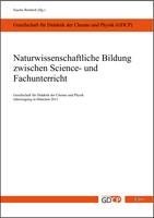 Naturwissenschaftliche Bildung zwischen Science- und Fachunterricht