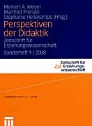 Perspektiven der Didaktik