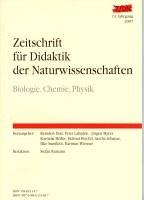 Zeitschrift für Didaktik der Naturwissenschaften - Jahresband 2007