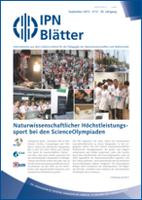 IPN-Blätter 3/2013