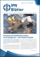 IPN-Blätter 1/2013