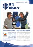 IPN-Blätter 4/2013