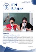 IPN-Blätter 4/2016