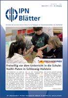 IPN-Blätter 1 / 2011