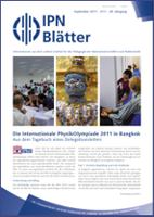 IPN-Blätter 3 / 2011