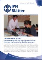 IPN-Blätter 4 / 2011