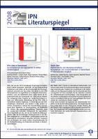 IPN Literaturspiegel 2008