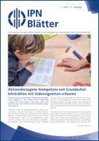 IPN-Blätter 1/2014