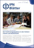 IPN-Blätter 2 / 2011