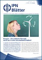 IPN-Blätter 2/2014