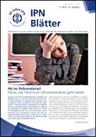 IPN-Blätter 2/2016