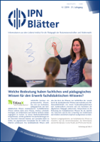 IPN-Blätter 4/2014