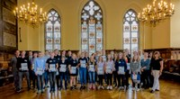 Awards for the Best Projects in the 28th National Environmental Competition