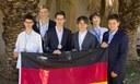 Dreimal Silber und zweimal Bronze für das deutsche Schülerteam bei der 11. IJSO in Argentinien
