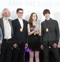 European Champions once again at the Science Olympiad in Estonia