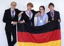 German IChO Team Wins Four Medals at the International Chemistry Olympiad in Paris