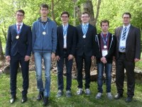 German student team excelled at the 1. European Physics Olympiad