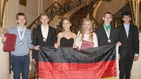 German student team wins bronze three times and silver once at the 15th International Junior Science Olympiad in Botswana