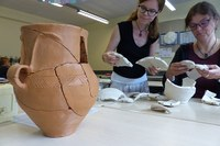 Innovative Archaeology Education in the Classroom